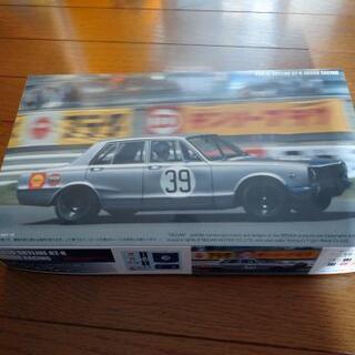 ハコスカ4Dr  GT-Rレーシング   プラモデル
