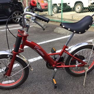 【モノマニア四日市】【引き取り限定】 子供用自転車 キャディラック