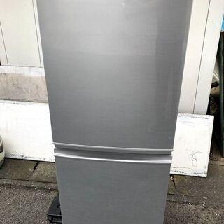 冷蔵庫 シャープ SJ-D14B 137L 2016年製 SHARP