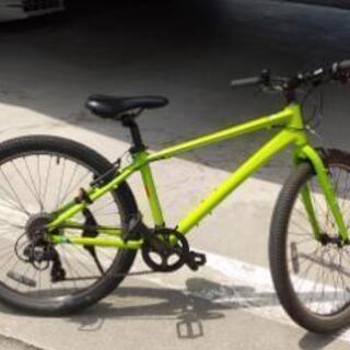 【ネット決済】🌿グラスグリーンLOGの自転車です🚲