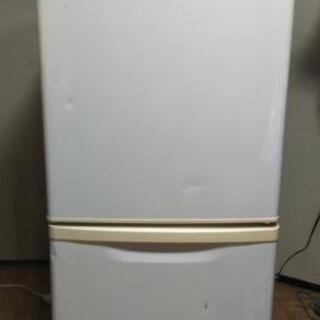 【ネット決済】冷蔵庫Panasonic NR-B141W-W(パ...