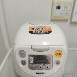 炊飯器 象印 NS-WF10