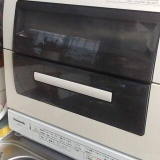 【中古】パナソニック 電気食器洗い乾燥機 NP-TY9-W ホワ...