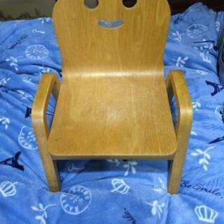 子供椅子 木製