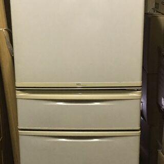 SANYO 三洋 4ドア 冷凍冷蔵庫 346L(冷蔵266L、冷...