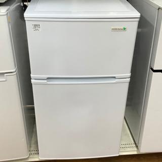 「安心の6ヶ月保証付!!【HERB Relax】2ドア冷蔵庫売り...