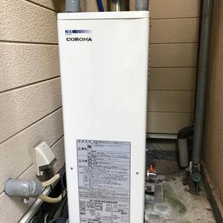 【ネット決済】灯油湯沸かし器とガスコンロ