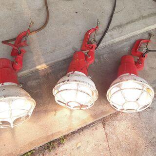 作業灯 投光器 SS作業灯 屋外用 在庫3台 /AJ-0012-P1