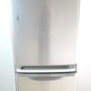 (動作確認済み)三菱 ノンフロン 冷凍 冷蔵庫 MR-CR38N...