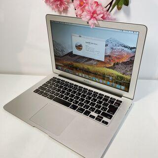 【ネット決済・配送可】【中古】MacBook Air (13イン...