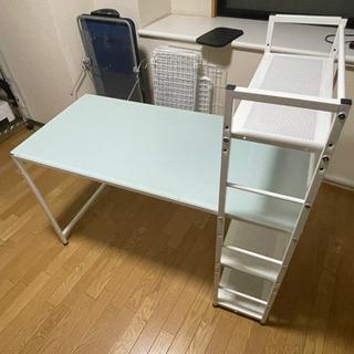 パソコンデスク、学習机、テーブル