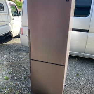 271L SHARP冷蔵庫