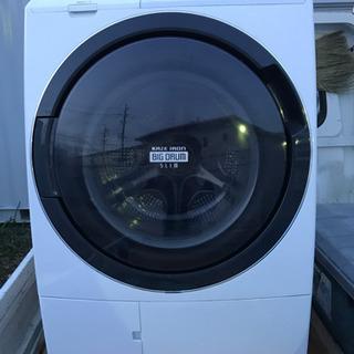 【名古屋市近郊配送可能】日立 10/6kgドラム式洗濯機 …