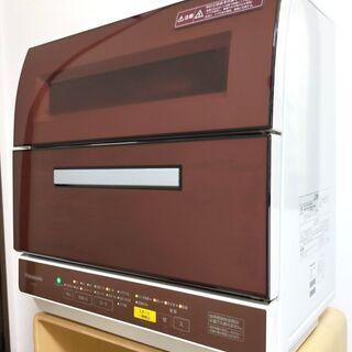 食器洗い乾燥機 6人分 パナソニック NP-TR9(2016年製...
