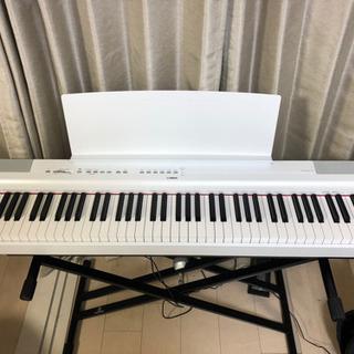 【ネット決済】ヤマハ 電子ピアノ 88鍵盤 p125 セット