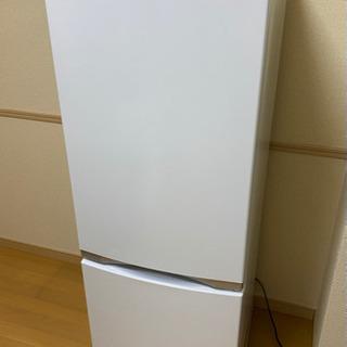 ★東芝 冷蔵庫 153L GR-R15BS-W 2020年製 美...
