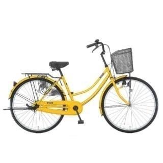 【3万→8000円!】新品同様!26インチ自転車!