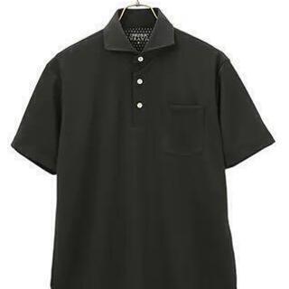 新品未開封 紳士服青山 半袖ポロシャツ