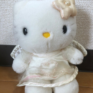 天使キティ ぬいぐるみ