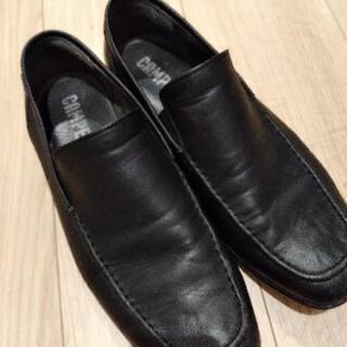 カンペール 革靴