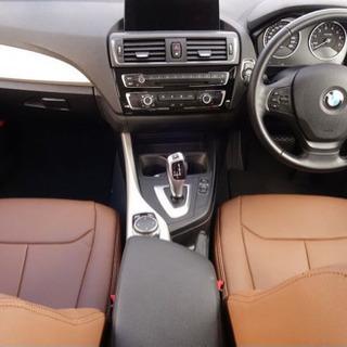BMW 1シリーズ118iスタイル(2015年4.5万キロ、車検...
