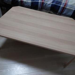 折りたたみ式ローテーブル (コーナン)