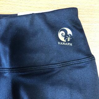 VANAPH 【ヴァナフ】カプリパンツ