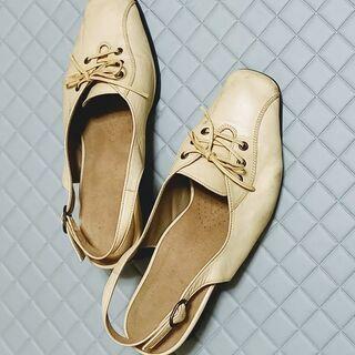 これからの季節にピッタリ、通勤にも履ける靴