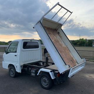 CARKUN H13年 スバル サンバーダンプ TT2型 5MT...