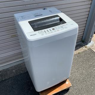 洗濯機 全自動洗濯機 Hisense ハイセンス 4.5kg H...