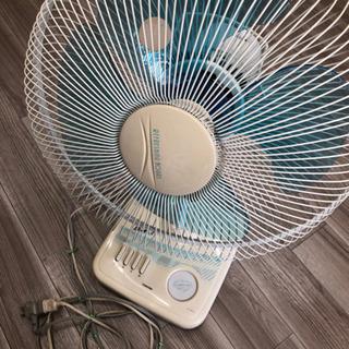 昭和のレトロな扇風機