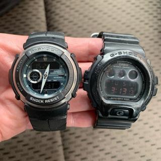 【ネット決済】CASIO G-SHOCK 腕時計 2本セット
