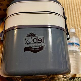 サンモリッツ 大容量ヨーデルセット 遠足 ピクニックセット 新品未使用