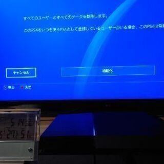 PS4 CUH-1100A 500GB ブラック 本体
