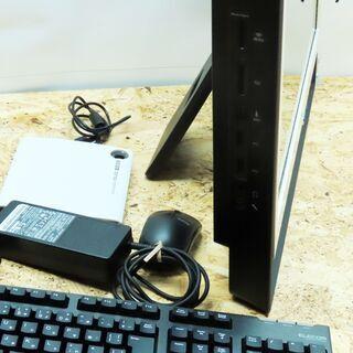 快速PC!★名古屋近郊なら無料持参!+セットアップ+全面フォロー!■SONY VAIOの美品ハイスペック一体型デスクトップパソコンです。HDDを新品SSDに交換しましたので、さらに高速!快適!長寿命!のPCになりました!★中古PCを最新機能に更新メンテナンスして、激安!で御提供♪ ★★家庭・会社・学生さん・初心者にもオススメ!インターネットもExcel ・Wordもバッチリ使えます!YouTubeも大画面・高音質で楽しめます! − 愛知県