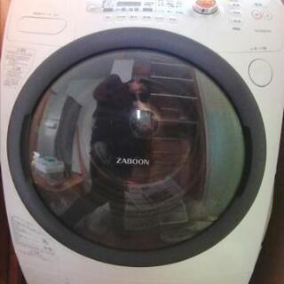 東芝 洗濯乾燥機 2012年製