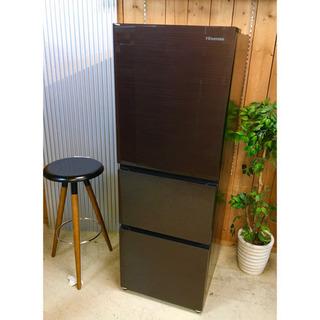 ハイセンス 2020年製 3ドア 大型冷蔵庫 HR-G28…