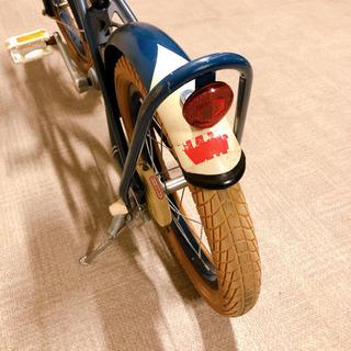 幼児用16インチ自転車