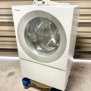 Panasonic ななめドラム式 洗濯乾燥機 Cuble…