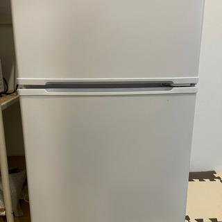 冷蔵庫 2ドア 一人暮らし用 値下げ