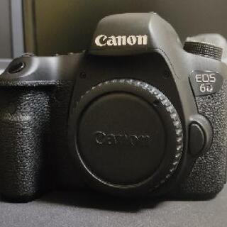 Canon EOS 6D シャッター数9300