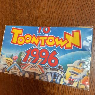 激レア 新品未使用 ディズニーリゾート toon town…
