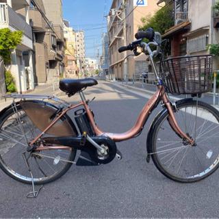 ブリヂストン アシスタ 24インチ電動アシスト自転車