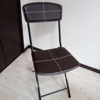 【ネット決済】ニトリ折りたたみ椅子