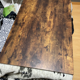 ニトリ こたつリビングテーブル 使用期間約1年 引越しのため