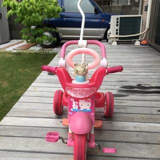 子ども用 三輪車 お譲りします。