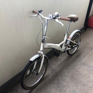 【ネット決済】折り畳み自転車
