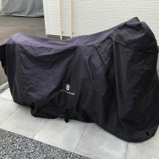 ★決まりました★プレミアム バイクカバー 2Lサイズ オートバイカバー