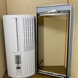 ★ TOYOTOMI トヨトミ 窓用エアコン ルームエアコ…