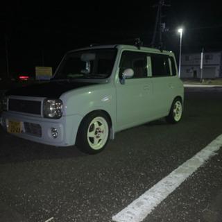 アルトラパン he21s ロング車検付